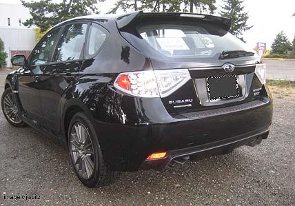 2011 Subaru Impreza Wrx Sti Research Page Wrx Premium Limited
