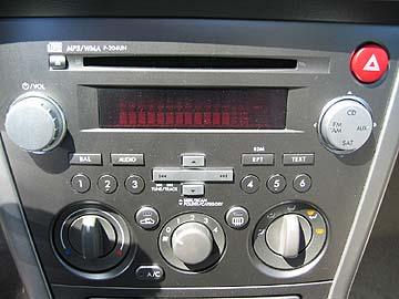 2006 subaru outback sound system