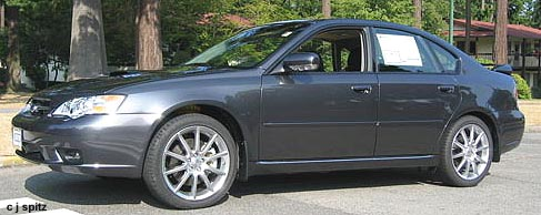 202007 Subaru Legacy Research Page: 2 5i, SE, GT, Limited