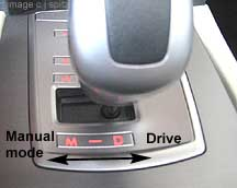 cars with both manual and automatic transmission