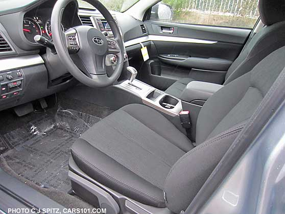 2013 Legacy Interior Photos Research Page