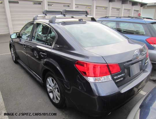 2012 Subaru Legacy Research Page