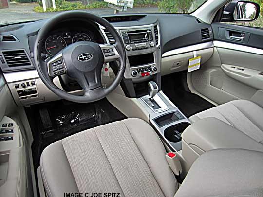 Subaru Legacy 3.6R >> 2014 Subaru Legacy Interior Photograph Research Webpage