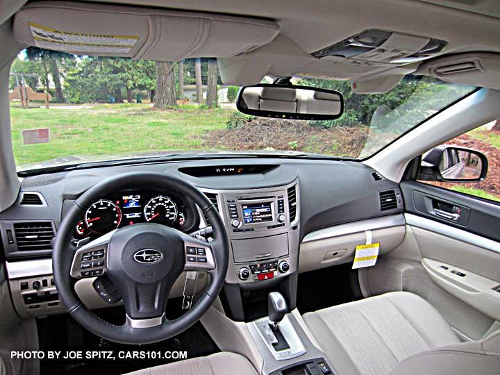 Gallery For > 2015 Subaru Legacy Interior
