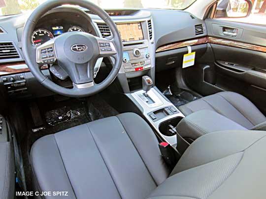 2014 Subaru Legacy Research Page