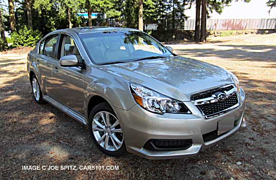 2014 Subaru Legacy Research Page