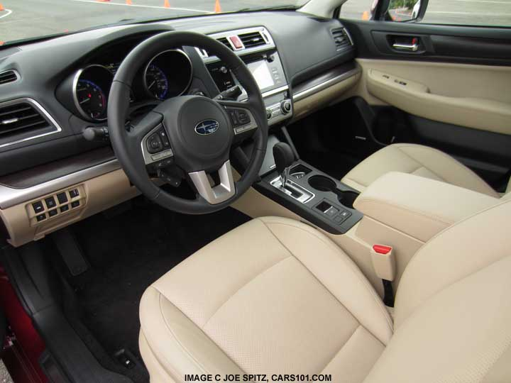 2015 Subaru Legacy Research Webpage