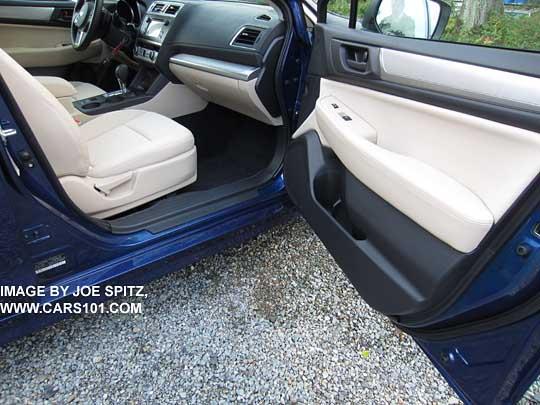 2015 Subaru Legacy Interior Photos 2 5i Premium Limited 3 6r