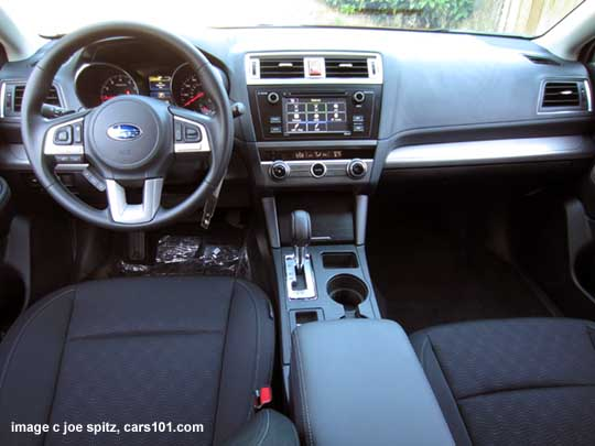 2015 Subaru Legacy Interior Photos 2-5i, Premium, Limited ...