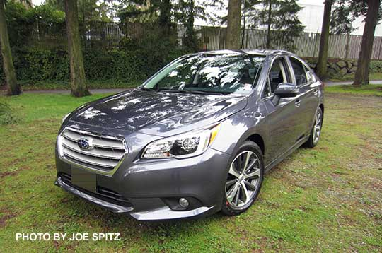 2015 Subaru Legacy Carbide Gray 2015 Subaru Legacy Limited