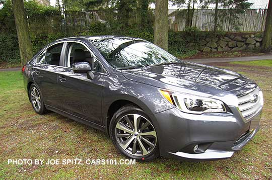 2015 Subaru Legacy Research Webpage