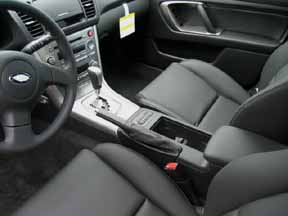 2005 subaru outback photographs inside and out page 1 for Subaru outback leather interior