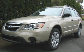 2008 Subaru Legacy Outback 3.0R SI-Cruise related infomation,specifications - WeiLi Automotive ...