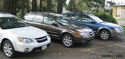 2002 subaru outback recalls problems motor trend magazine. Black Bedroom Furniture Sets. Home Design Ideas