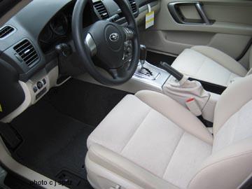 2009 Subaru Outback Research Site
