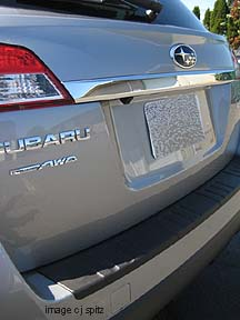 2011 Subaru Outback Options And Upgrades Photo Page 2