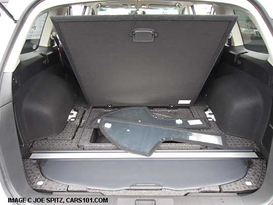 2017 Subaru Outback Cargo Luggage Cover S Under The Area Floor