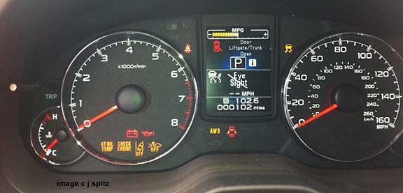 Subaru Outback Dashboard Diagram - Schema Wiring Diagrams