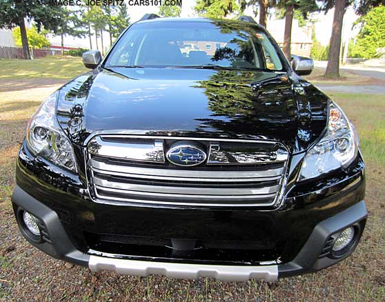 Outback Front Bumper : Outback exterior photographs page
