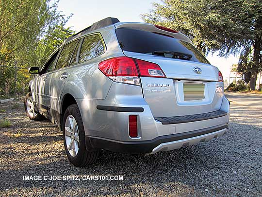 2013 Outback Options And Upgrades Photo Page