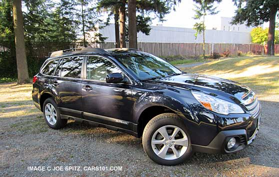 Subaru 2013 Outback Research Webpage Specs Options Colors Photos And More