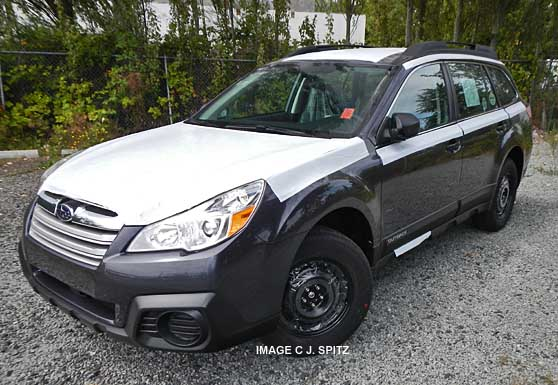 Subaru 2013 Outback Research Webpage Specs Options Colors Photos