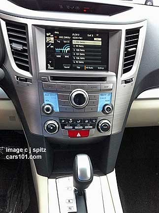 2014 subaru outback specs, photos, colors, options, prices and more Subaru Car Radios