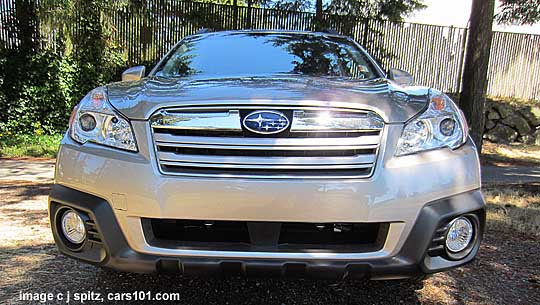 Outback Front Bumper : Subaru outback specs photos colors options prices