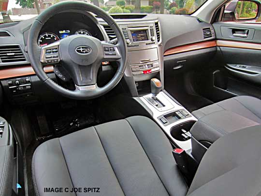2014 Subaru Outback Limited With Harman Kardon Stereo With 4 3 Dosplay