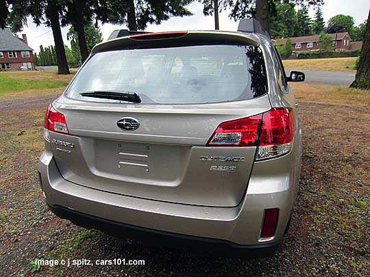 2015 Subaru Outback Tungsten