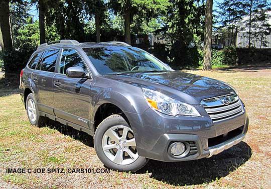 Exterior 2014 Subaru Outback Photo Page 1 Exterior Images