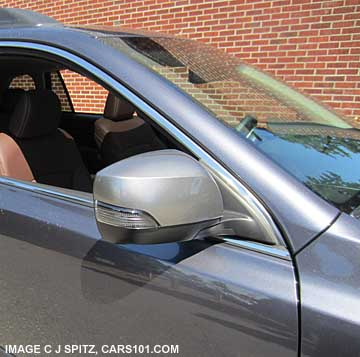 adding turn signal to my mirror??? subaru legacy forums2006 Subaru Outback Wiring Mirror #19