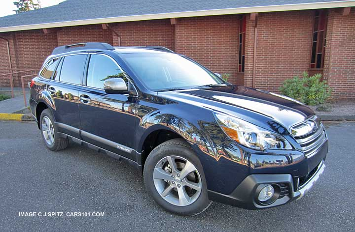 subaru outback 2014 blue. 2014 outback limited special appearance package in deep indigo pearl color subaru blue a