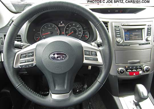 2014 Subaru Outback Specs Photos Colors Options Prices And More