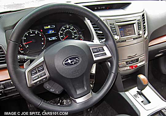 2014 Subaru Outback specs, photos, colors, options, prices