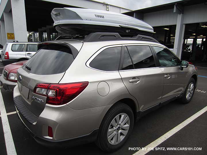 2015 Outback Options And Upgrades Photographs And Images