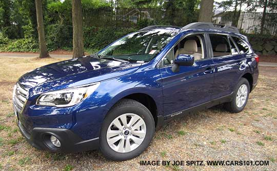 2018 Subaru Dark Blue Pearl New Car Release Date And