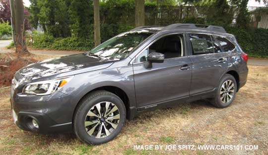 2015 Subaru Outback Carbide Gray 2015 Subaru Outback Carbide