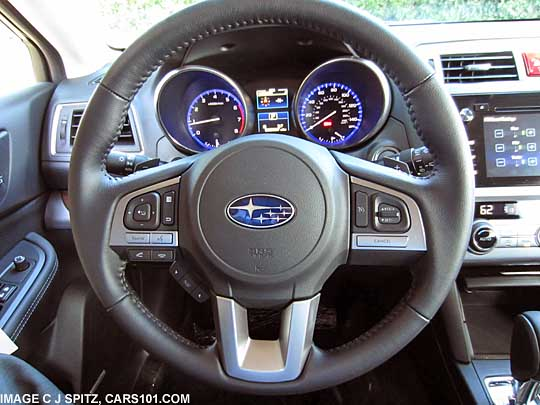 2015 Outback Interior Photographs And Images