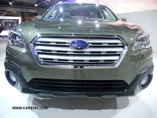 2015 Outback Specs Options Colors Prices Photos And More