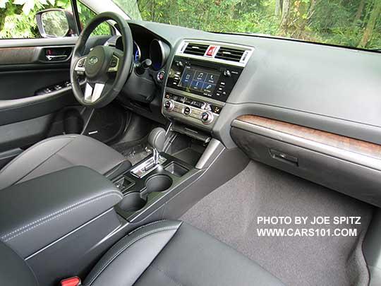 Black Leather Interior Pictures Finally Subaru Ascent Forum