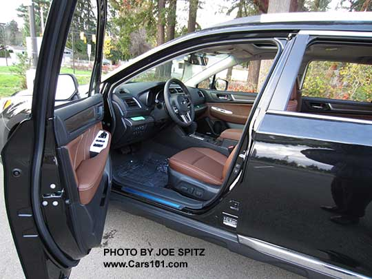 2016 Outback Interior Photographs And Images