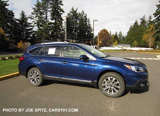 2017 Subaru Outback Specifications, Options, Colors, Photos and more ...