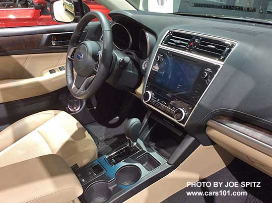 2018 subaru outback premium. exellent subaru 2018 subaru outback limited center console wood dash trim new 8 throughout subaru outback premium
