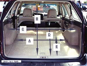 2002 Subaru Outback options, prices, colors, all years ...