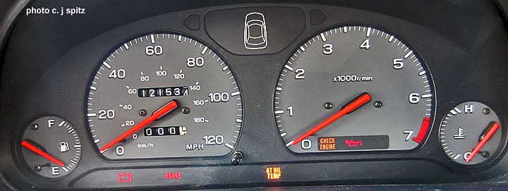 Subaru Dashboards Warning Lights Eyesight Cruise Control