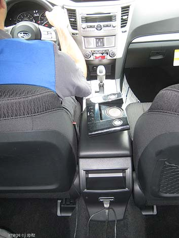Subaru Legacy Outback >> Subaru Power Outlet - a 110v 2 prong outlet