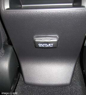 Subaru 110 Volt Watt 2 G Outlet