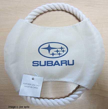 Subaru Stuff