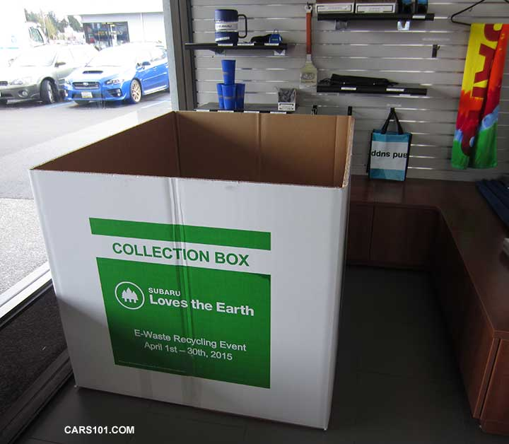 Western U.S. Subaru dealers are recycling your old ...
